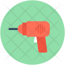 Drill Drilling Construction Icon