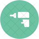 Drill Dig Machine Icon
