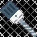 Drill Bit Drill Blade Icon