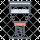 Drill Bit Cutting Tool Drilling Icon