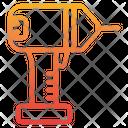 Drill Construction Drill Machine Drill Icon