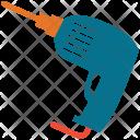 Drill Machine Driller Icon