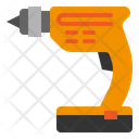 Drill Electric Electricity Icon