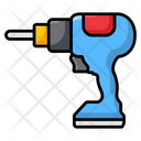 Drill Machine Hardware Service Tool Icon