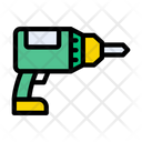 Drilling Machine Tools Icon