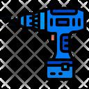 Driller Drill Repair Icon