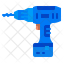 Driller Drill Repair Icon