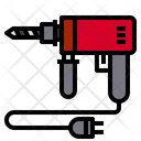 Drill Hand Tools Icon