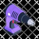 Drill Dig Machine Drill Machine Icon