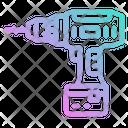 Drill Machine Driller Drill Icon