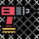 Drill Repair Construction Icon