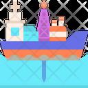 Mdrill Ship Drill Ship Drill Icon