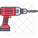 Drill tool Icon