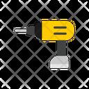 Driller Drill Machine Drilling Machine Icon