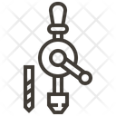 Driller Tool Repair Icon