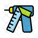 Building Drill Ruler Icon
