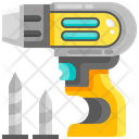 Driller Reparation Drilling Icon