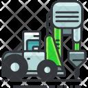 Driller truck Icon