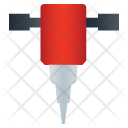 Drilling Bit Power Icon
