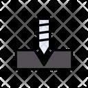 Screw Hardware Drilling Icon