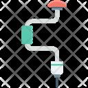 Drilling Gimlet Machine Icon