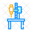 Drilling Slotting Machine Icon