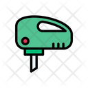 Drilling Machine Construction Icon