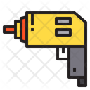 Driller Tool Equipment Icon