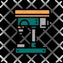 Drilling Machine Drilling Machine Icon
