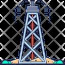 Oil Rig Offshore Platform Oil Platform Icon