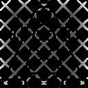 Drilling Rig Icon