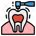 Drilling Tooth Icon