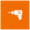 Drillpress Drill Machine Icon