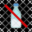 Drink Milk Allergy Icon