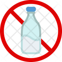 Drink Milk Allergy Icon