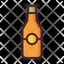 Drink Bottle Beer Bottle Icon