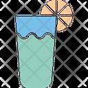 Drink Lemon Juice Lemonade Icon