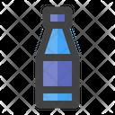 Drink Bottle Plastic Icon