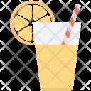 Drink Lemon Juice Icon