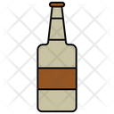Bottle Glass Cocktail Icon