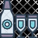 Drink Win Bottle Icon