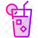 Spring Drink Juice Icon