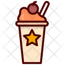 Brown Cafe Coffee Icon