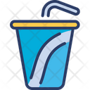 Drink Iced Glass Icon