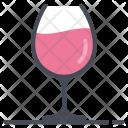 Drink Glass Restaurant Icon