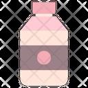 Plastic Bottle Water Icon