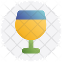 Thanksgiving Drink Glass Icon