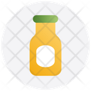 Thanksgiving Drink Bottle Icon