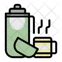 Drink Hot Water Icon
