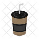 Drink Coffee Juice Icon